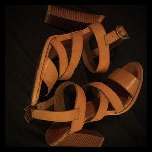MIA (Taylor Tan High Heel Sandals)